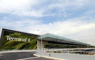 Changi Airport's Terminal 4 to close temporarily