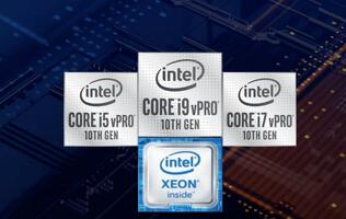 Intel 10th Gen Core vPro processors will boost enterprise level enhancements and performance