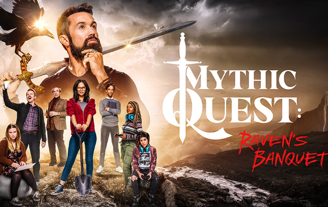'Mythic Quest: Quarantine' to air on Apple TV+ on May 22