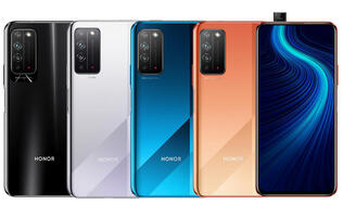 Honor's upcoming X10 series is expected to be a midrange 5G handset with a triple-lens rear camera