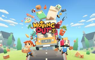 Moving Out (PS4) Review: Move it or lose it in this hilariously chaotic physics sim