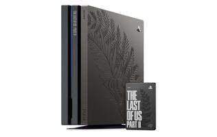 The Last of Us Part 2 gets a themed PlayStation 4 Pro bundle and a Seagate game drive