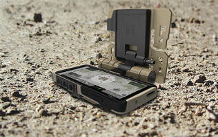 Samsung's Galaxy S20 Tactical Edition is an S20 built for military purposes