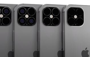 Three suppliers said to be making camera modules for the iPhone 12