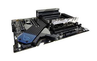G.Skill's Trident Z Royal DDR4 memory hit a whopping 6,666MHz on an ASUS ROG motherboard