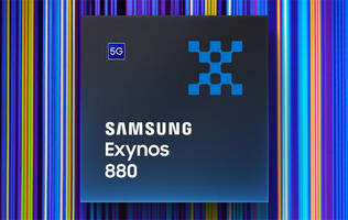 Samsung's Exynos 880 chipset is designed to bring 5G to more affordable phones