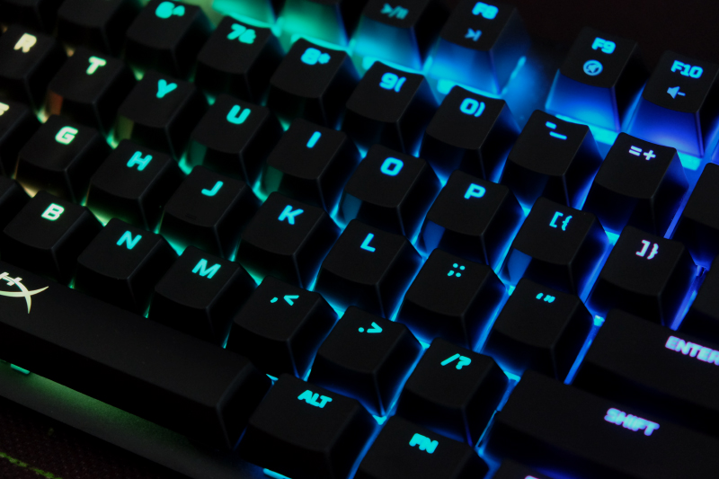 HyperX Alloy Origins Core keyboard review: A refreshing sip of Aqua