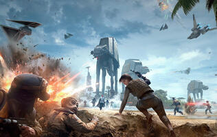 Star Wars and Call of Duty headline June's free PlayStation Plus games