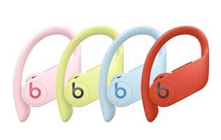 Four new colours of Powerbeats Pro will be available from 9 June