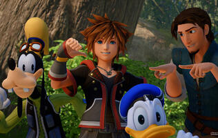 Kingdom Hearts is reportedly getting a TV show adaptation for Disney+