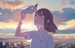 Japanese anime film A Whisker Away will debut globally on Netflix come June 18