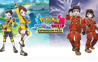 The first Pokémon Sword and Shield expansion arrives on June 17, watch a trailer