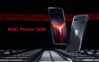 ASUS announces partnership with Unity, casually name-drops ROG Phone III