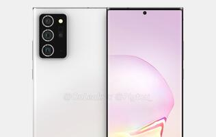 Samsung said to unveil Galaxy Note20 and Galaxy Fold 2 in the first week of Aug