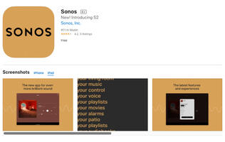 The new Sono S2 app is now available
