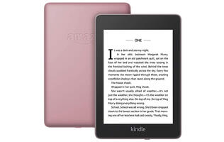 The Amazon Kindle Paperwhite 4 now comes in plum and sage colours