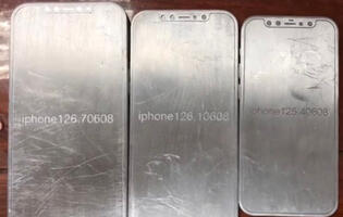 Leaked iPhone 12 moulds and renders reveal sizing and design