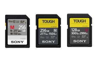 Some of Sony's SD memory cards are causing data corruption, free replacement program now available