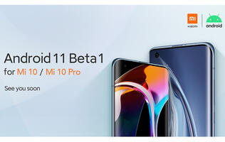 Xiaomi Mi 10 and Mi 10 Pro users can now try out Android 11 Beta 1