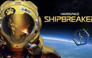 Hardspace: Shipbreaker is zero-gravity space scrapping done right