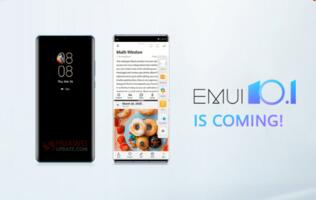 These Huawei devices will be updated to EMUI 10.1