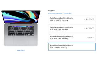 New AMD Radeon Pro 5600M on 16-inch MacBook Pro offers impressive performance gains
