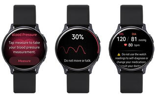 Samsung brings blood pressure monitoring to the Galaxy Watch Active2 in Korea