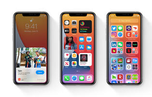 Apple's iOS 14 allows users to set their preferred email and browser apps as default