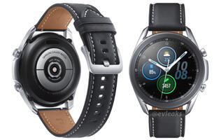 So this is what the Samsung Galaxy Watch 3 really looks like