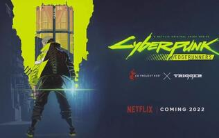 A Cyberpunk 2077 anime for Netflix is being worked on by the studio behind Kill la Kill