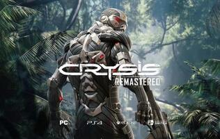 Crysis Remastered is set for a July 23 release