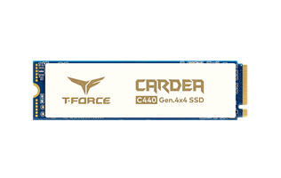 TeamGroup introduces T-Force Cardea Ceramic C440 M.2 SSD