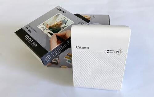 Canon Selphy Square QX10 photo printer review: Going square