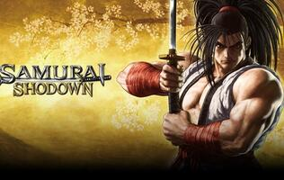 Samurai Shodown starts off nice but quickly fizzles out