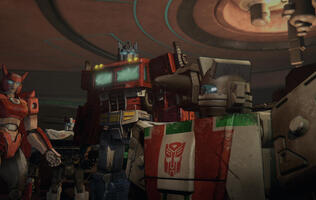 An epic war unfolds in the trailer for Transformers War for Cybertron: Siege