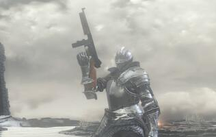 Dark Souls 3 meets Call of Duty with this cool new gun mod