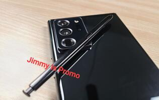 Real-world images of Samsung Galaxy Note 20 Ultra leaked