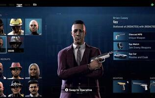 This Watch Dogs: Legion leak showcases a cool new bunch of playable operatives
