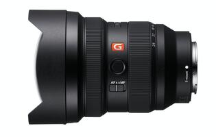 Sony unveils new ultra-wide addition to their G Master series of lenses