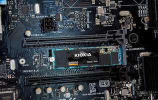 Upgrade your game and productivity with KIOXIA's solid-state drives