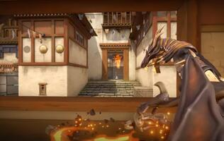 Valorant's Elderflame skins turn your guns into living, breathing dragons