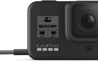 GoPro releases Mac app to use Hero 8 Black camera as a webcam