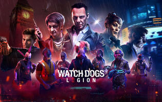 Ubisoft Forward: The new trailer for Watch Dogs: Legion reveals an October release date