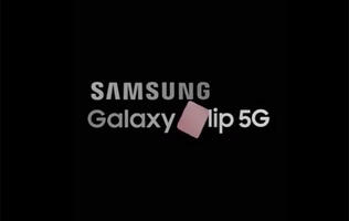 Here's another video of the upcoming Samsung Galaxy Z Flip 5G