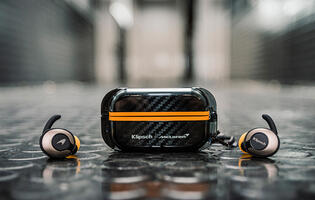 Klipsch and McLaren partner up for the T5 II True Wireless Sport McLaren Edition Earphones
