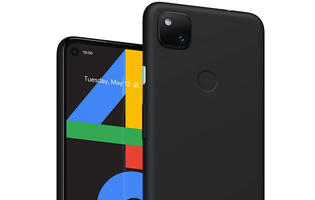 Google accidentally uploaded an official render of the Pixel 4a