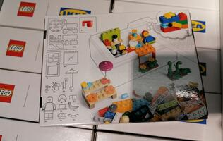 The new LEGO IKEA Bygglek will be available starting from 18 February