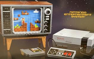 This LEGO NES console could arrive in stores as early as next month