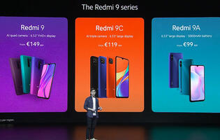 Xiaomi drowns the smartphone market with more entry-level phones - Redmi 9A and Redmi 9C
