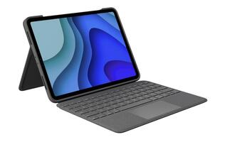 Logitech unveils Folio Touch keyboard case for the 11-inch iPad Pro